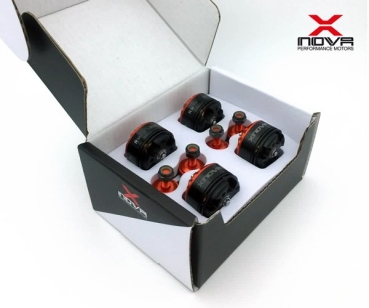 Xnova 2204 supersonic racing 2300KV Set