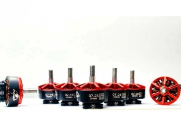 Xnova 2207 lightning racing 2450KV (naked bottom) Set