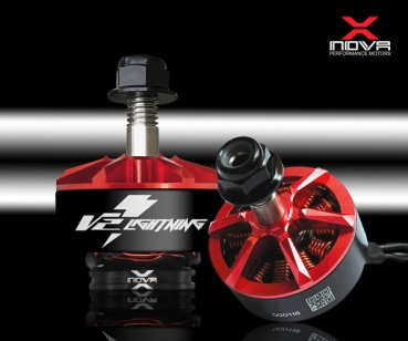 Xnova V2 lightning racing 2207 1900KV Set