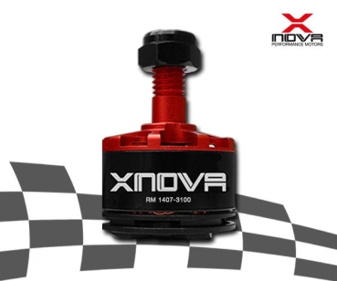 Xnova 1407 supersonic racing 3100KV