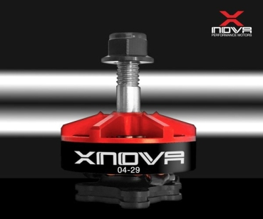 Xnova 2204 lightning racing 2900KV (naked bottom)
