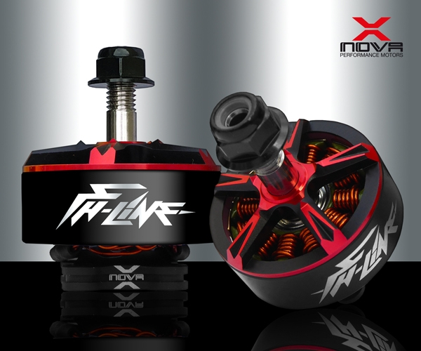Xnova Freestyle 2207 2450KV hard line Set